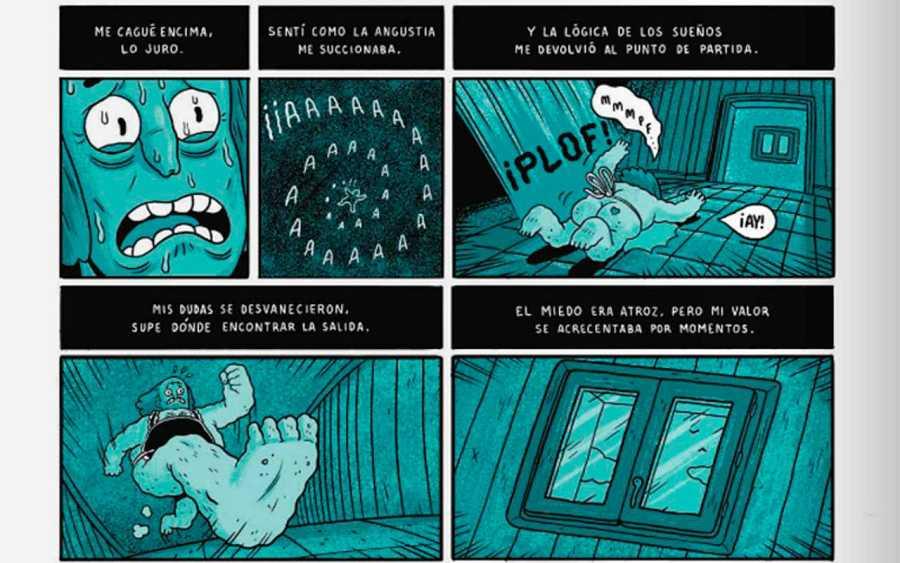 Viñetas de Álex Red