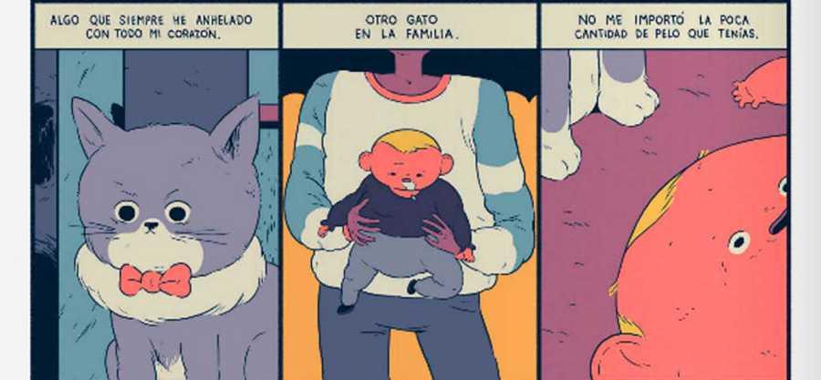 Viñetas de Kensausage (Christian Robles)