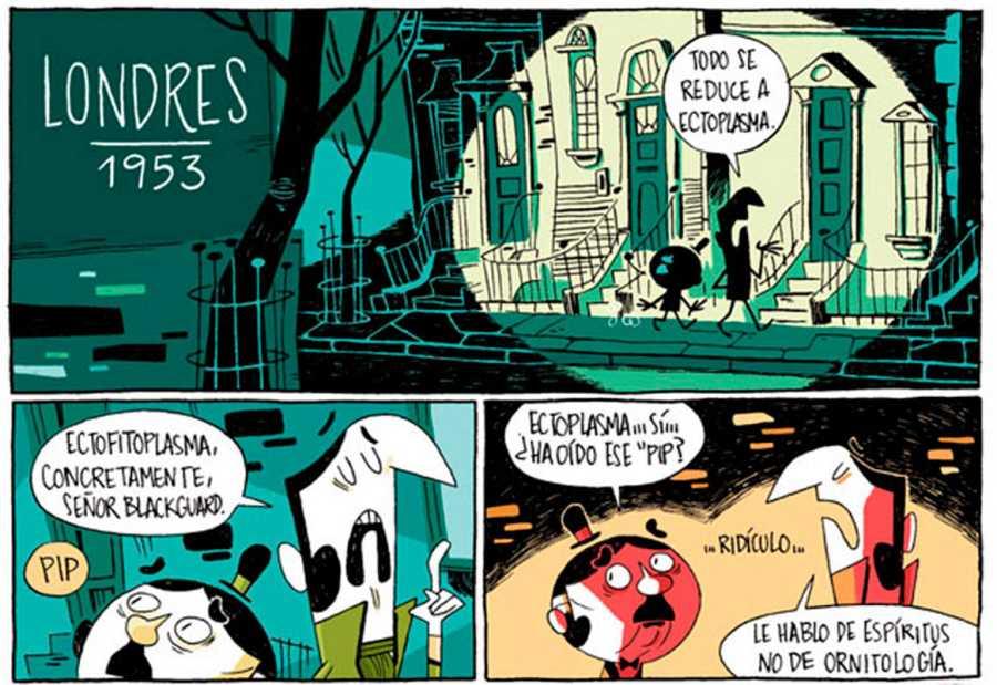 Viñetas de Fran Collado