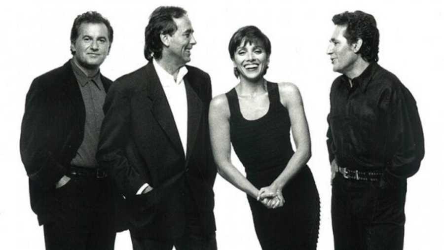 Imagen promocional de la gira 'El gusto es nuestro'