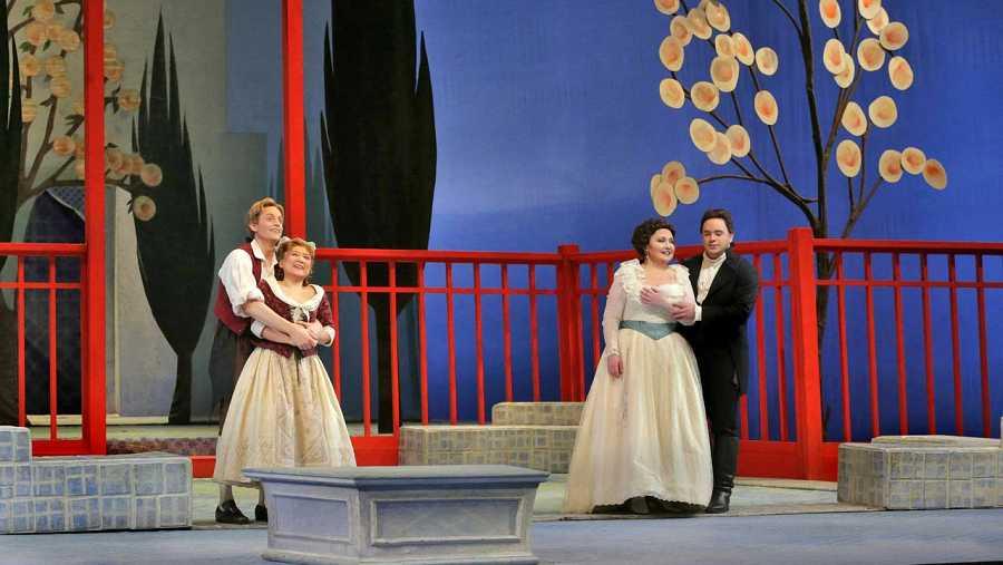 'El rapto en el serrallo' de Mozart Met