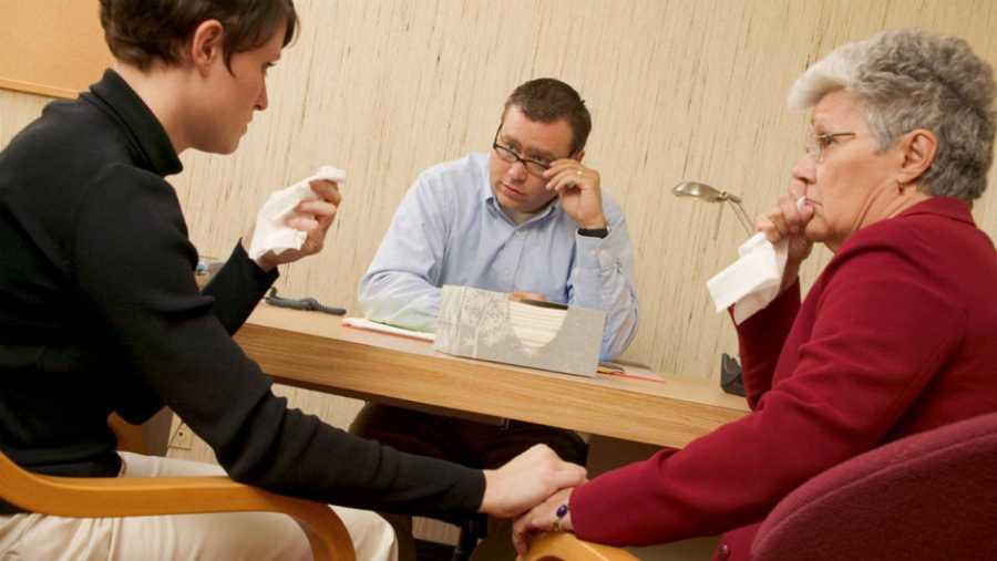 Llorar en grupo alivia el estrés