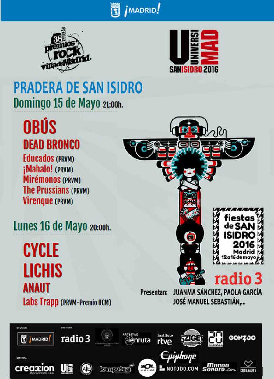 Cartel Universimad 2016