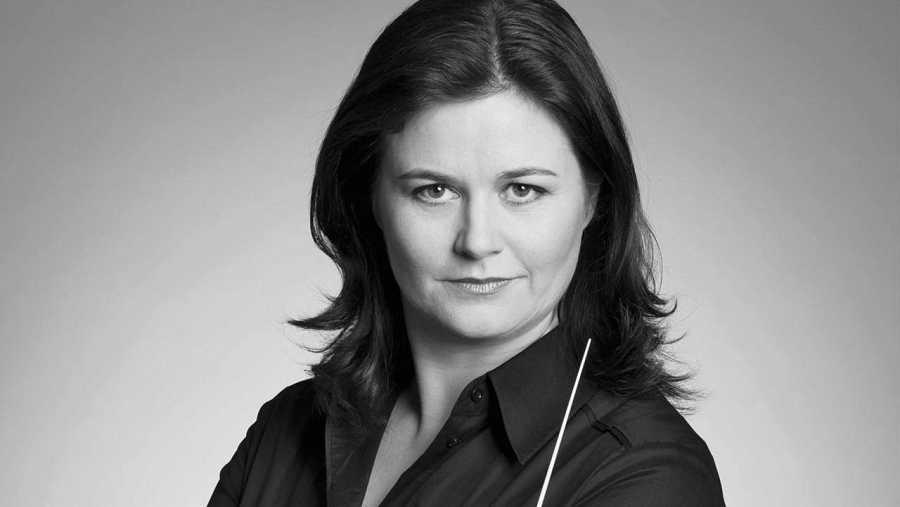 La directora Anna-María Helsing