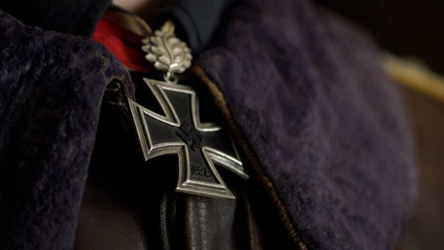 Cruz de hierro del Ejército nazi