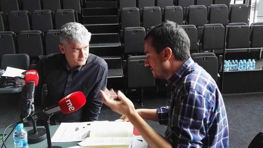 Miguel Cuerdo y Daniel Galindo