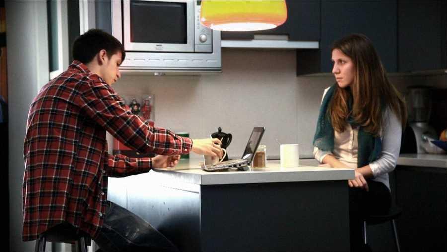 Clara y Adriá,  ofrecen su testimonio en  'Supervivientes'