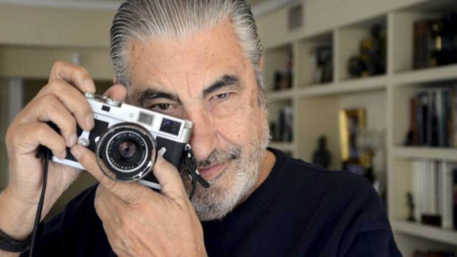 El fotógrafo César Lucas