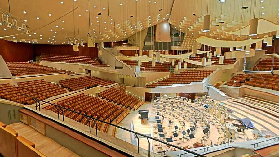 La Berliner Philharmonie