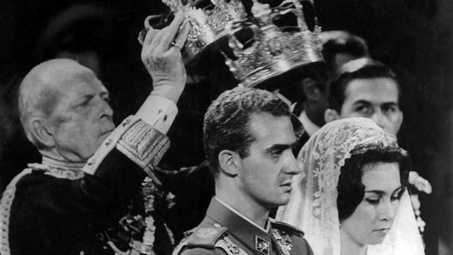 Boda de Don Juan Carlos y Doña Sofía