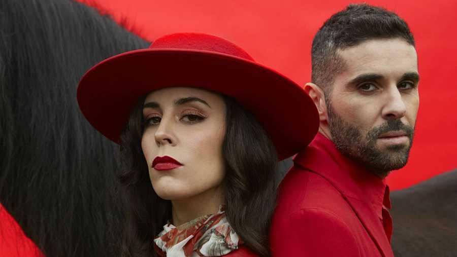 La raíces y el flamenco acaparan la imagen promocional de este disco