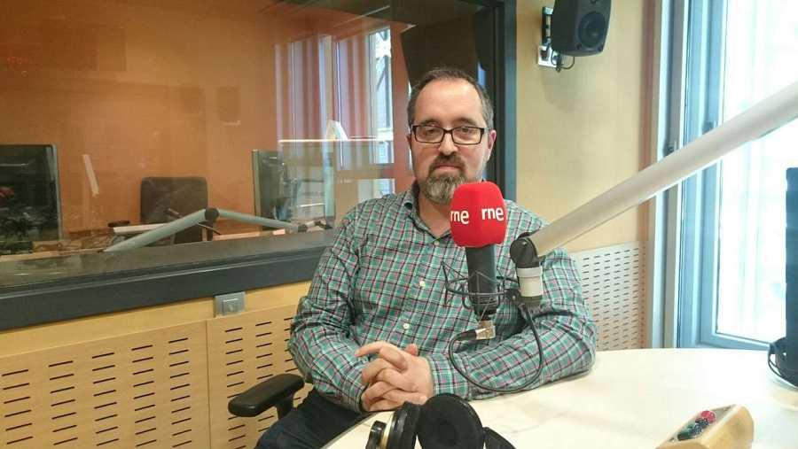 Víctor Fernández, en Rne Barcelona