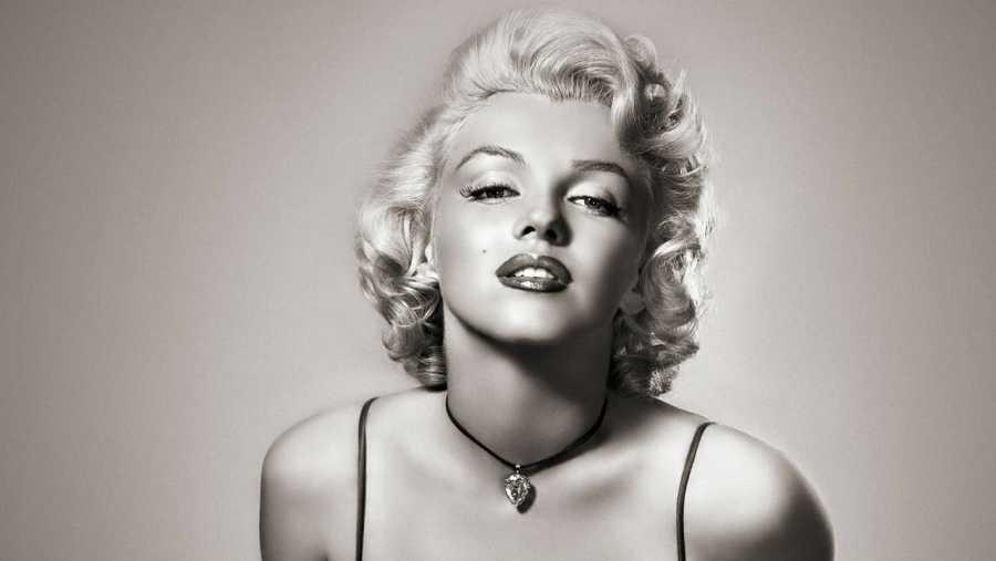 Marilyn Monroe, todo un icono