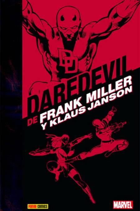Portada de 'Daredevil de Frank Miller y Klaus Janson'