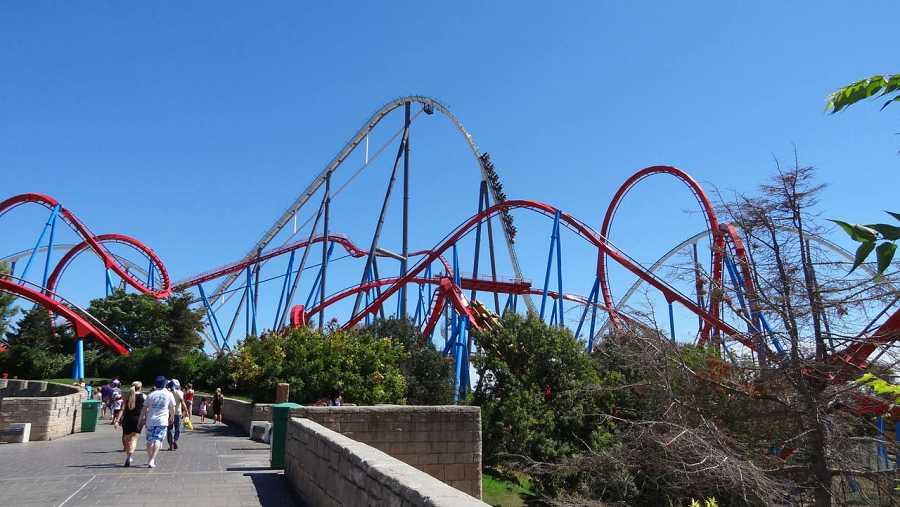 PortAventura es uno de los parques temáticos más rentables en España