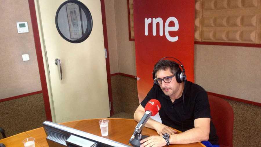Llorenç Alapont, en Rne Valencia