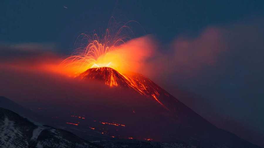 La erupción del Vesubio cubrió de lava Pompeya, protagonista en 'Memoria de delfín'