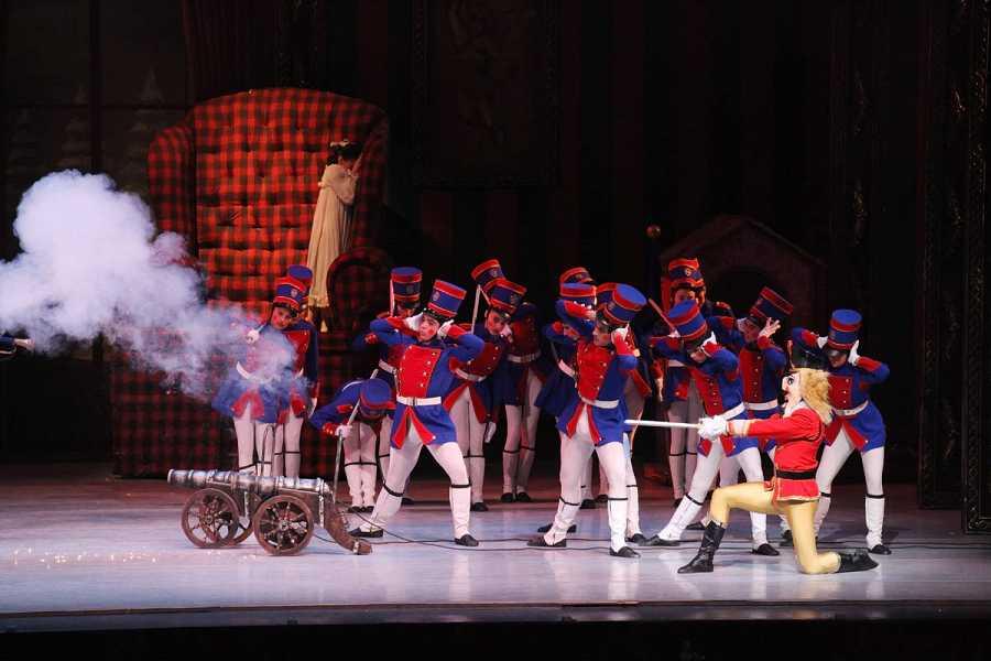 Ballet 'Cascanueces' de Chaikovski