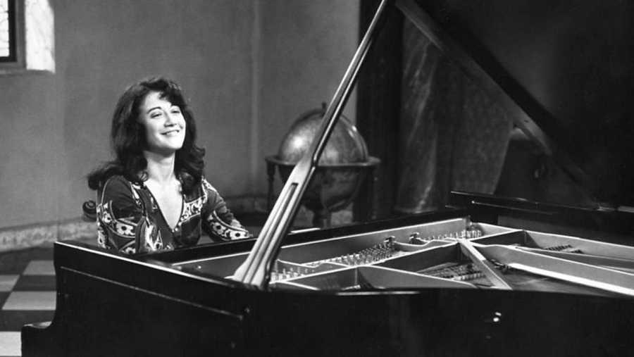 La pianista argentina, Martha Argerich