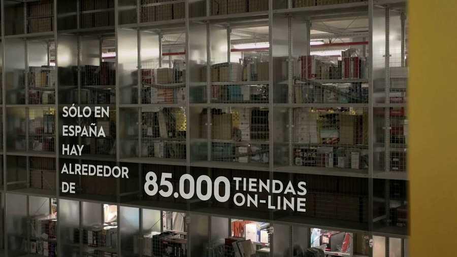 En España tenemos más de 85.000 tiendas on-line
