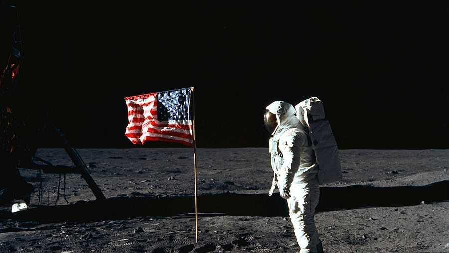Uno de los hechos más importantes del siglo XX: la llegada del hombre a la Luna