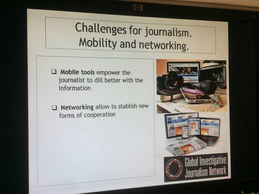 Retos para el periodismo: movilidad y redes sociales
