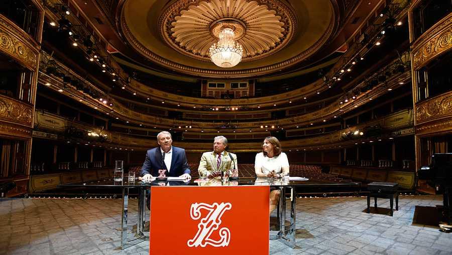 Presentación nueva temporada del Teatro de la Zarzuela