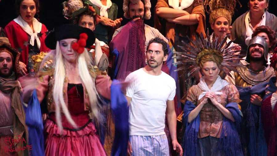 'Cómo está Madriz' en el Teatro de la Zarzuela
