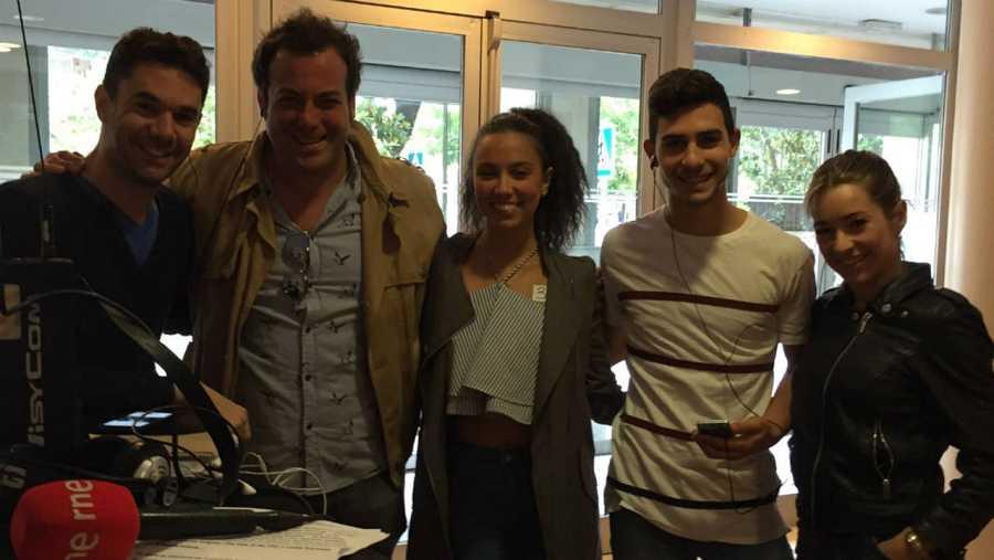 Madrid acoge la selección de los protagonistas para el musical de 'Dirty Dancing'