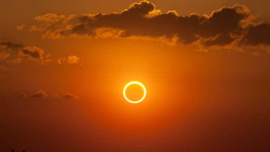 Echamos la vista atrás para recordar el eclipse de 1955