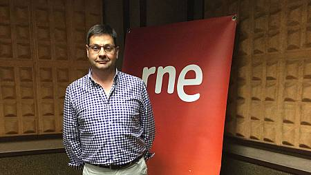 José Antonio Sánchez, desde Rne Almería