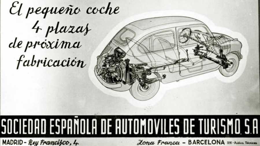 Recordamos algunos anuncios del mítico coche