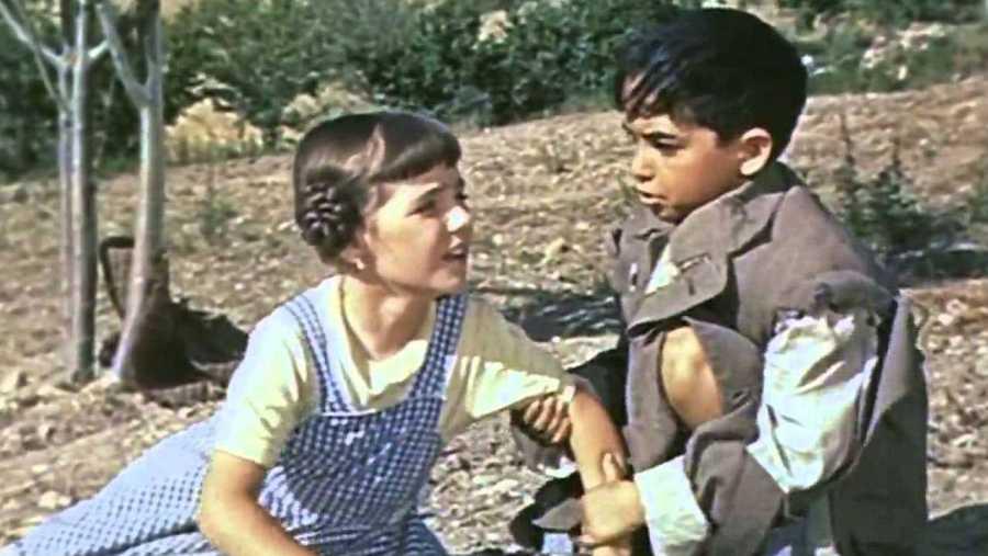 'Saeta del ruiseñor', segunda película de Joselito, vio la luz en 1957