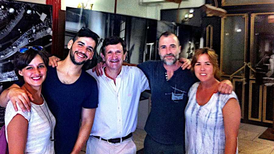 Fran Perea y Los Absurdos Teatro