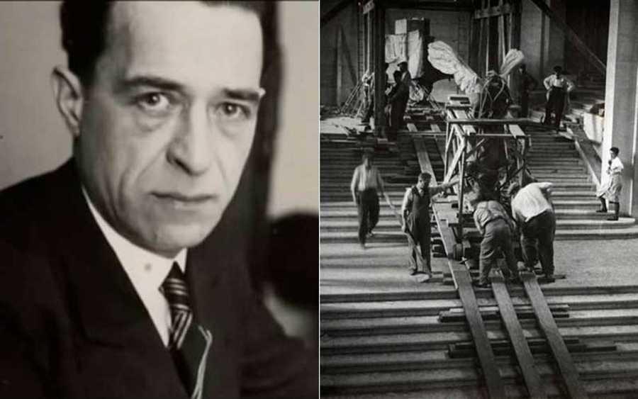 El auténtico Jacques Jaujard y el traslado de La Victoria de Samotracia