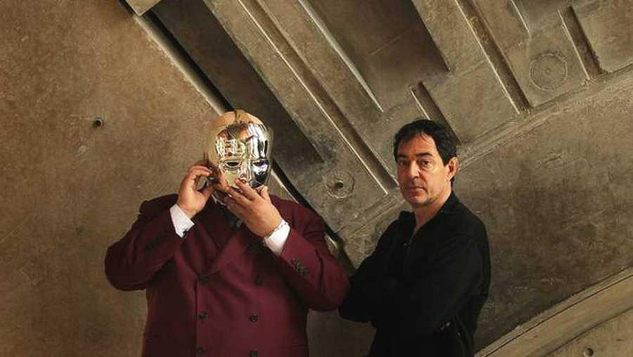 El tenor Diego Torre y Alex Ollé