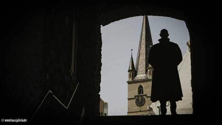 Un momento de 'Drácula: La verdadera historia de los vampiros'