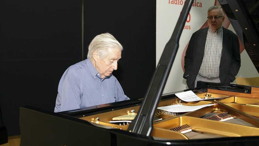 Joaquín Achúcarro en 'Pianistas españoles'