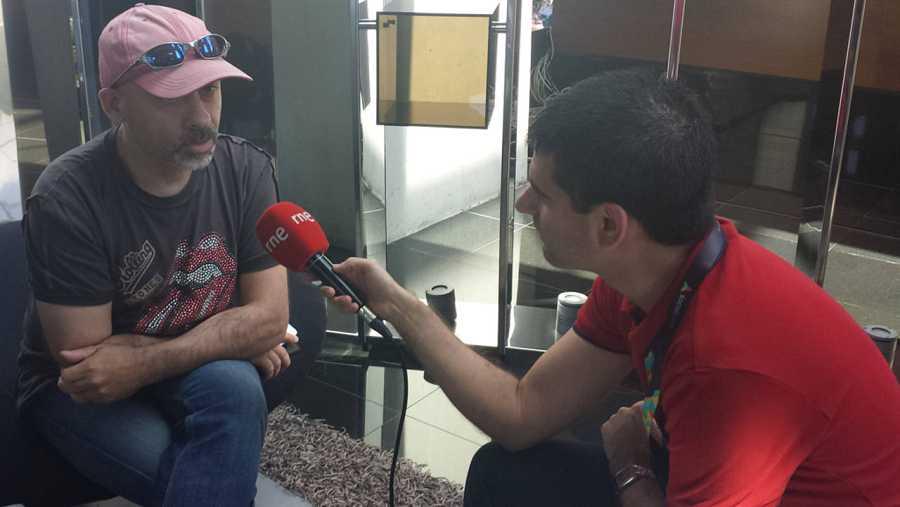 Enric Álvarez regresa con 'Raiders of the broken planet'.
