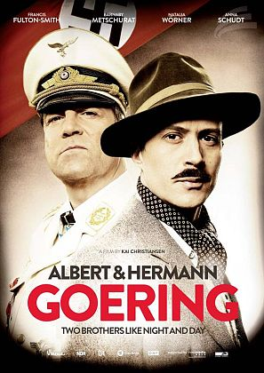 Cartel del documental 'Albert & Hermann Goering'