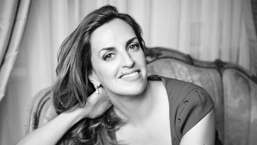 La soprano Raquel Lojendio