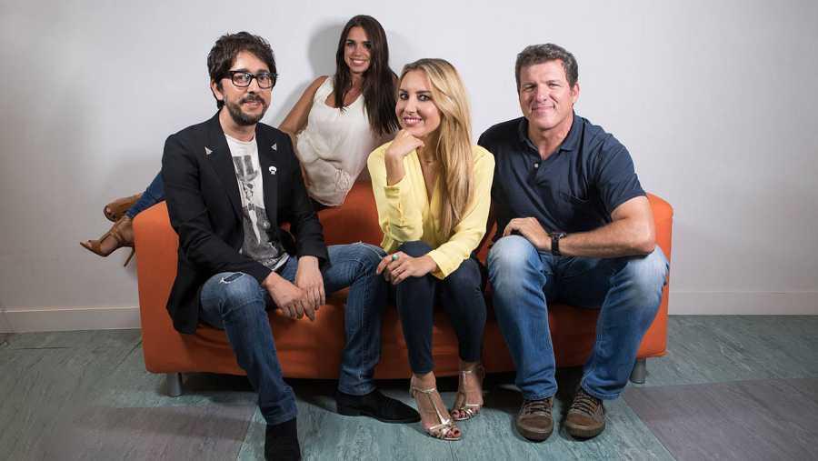 Flipy, Elena Furiase, Berta Collado y Mario Picazo mostrarán innovaciones en 'Poder Canijo'.