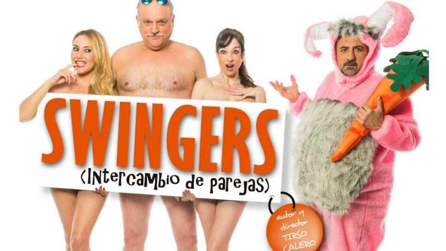 Cartel de 'Swingers (intercambio de parejas)'