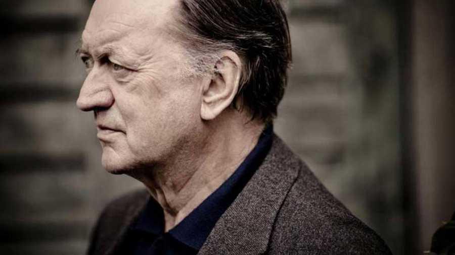 El director de orquesta Nikolaus Harnoncourt