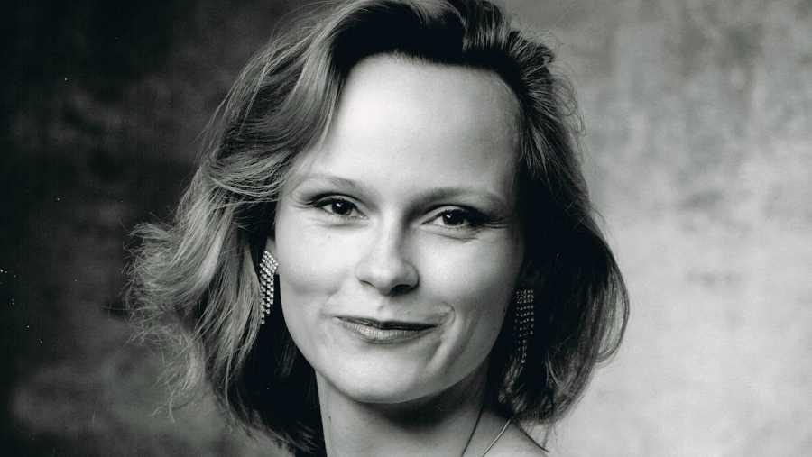 La mezzosoprano Susanne Kelling