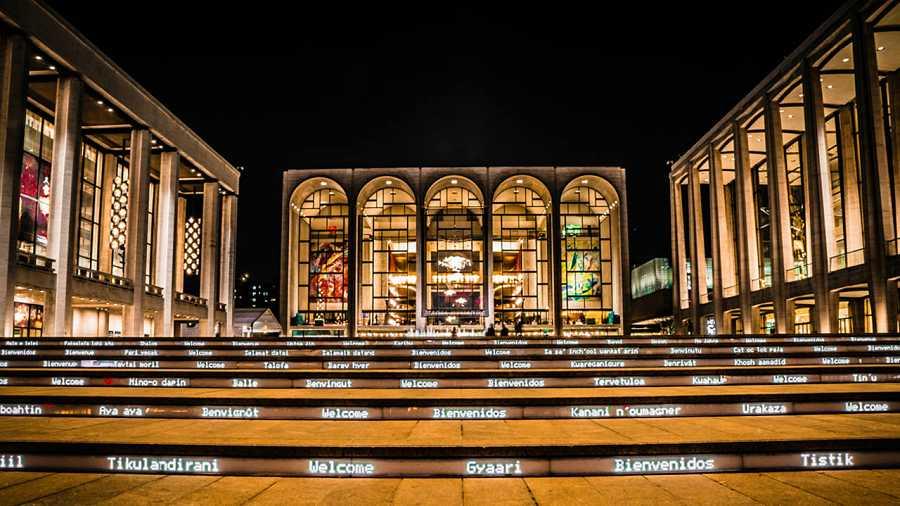 Lincoln Center NY