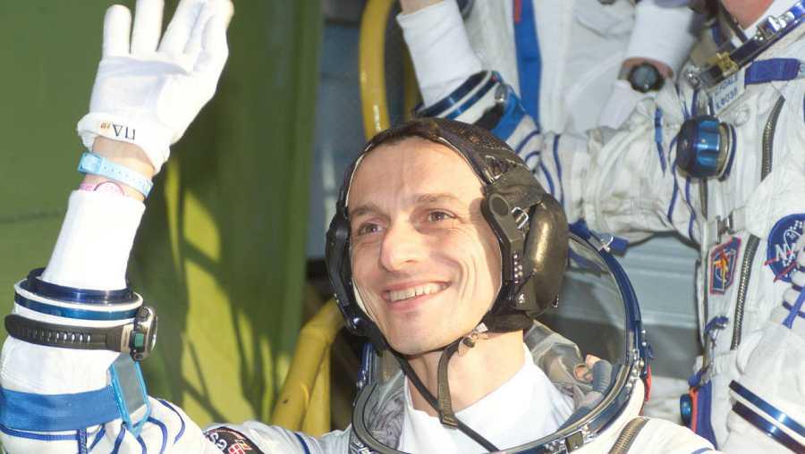 Pedro Duque, astronauta de la Agencia Espacial Europea (ESA)