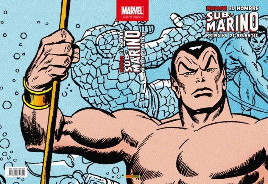 Portada de 'Marvel Limited Edition: Namor'