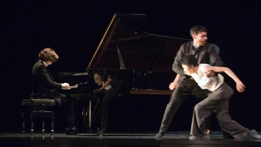 La pianista Rosa Torres-Pardo y la Compañía Nacional de Danza