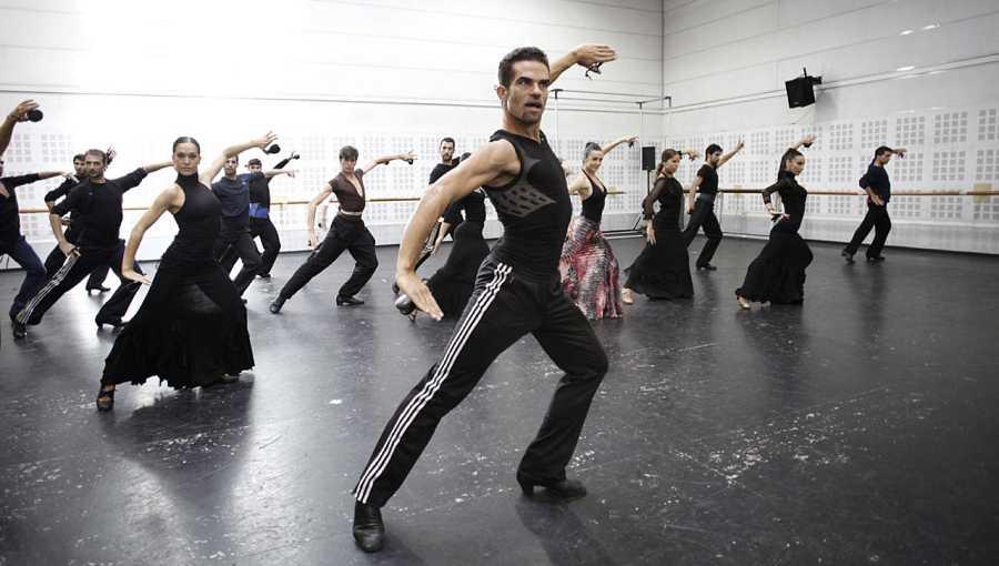 Antonio Najarro y el Ballet Nacional de España